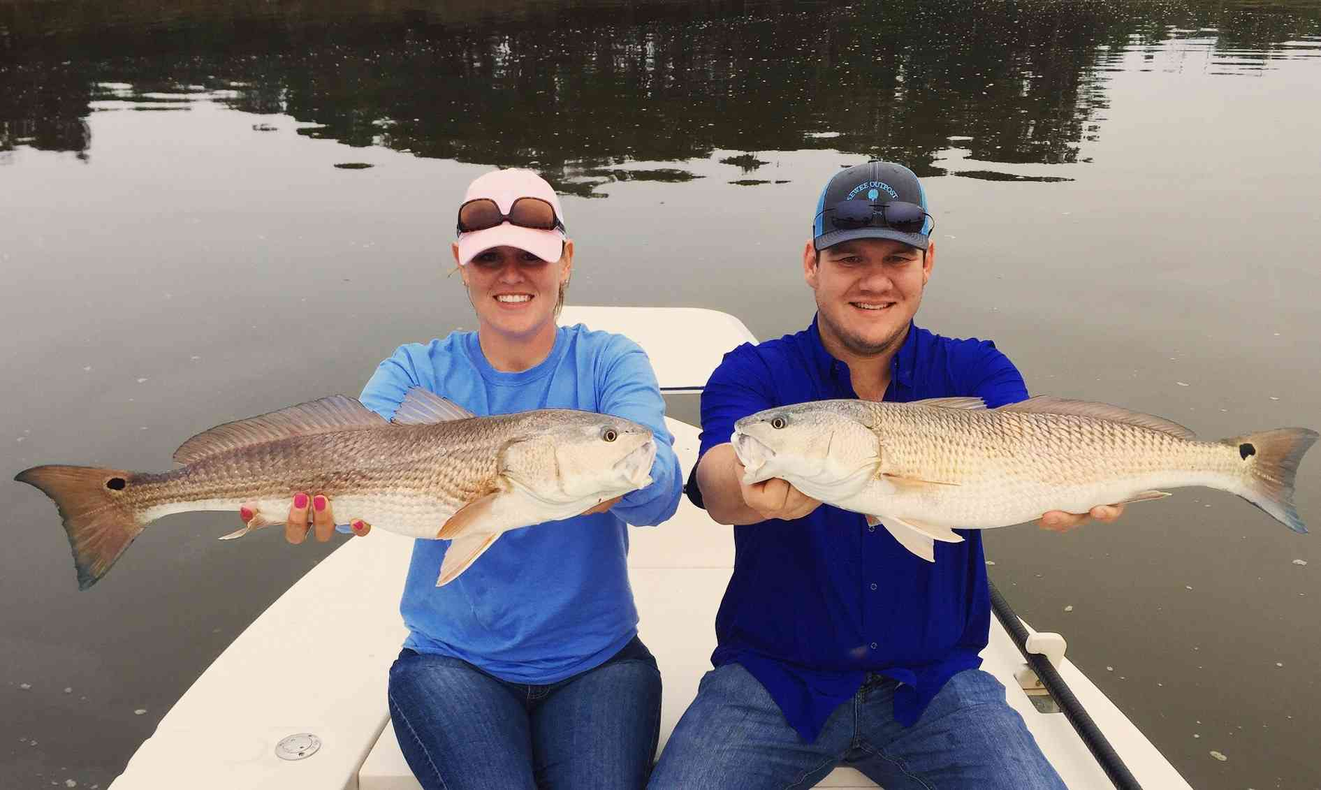 Charleston, SC Fishing Guide